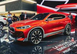 Neuvorstellung BMW X2 – Zeit mich zu entdecken