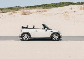 Fahrbericht Mini Cabrio – Gokart Feeling