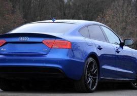 Der Audi A5 – Der sportliche unter den Mittelklasseautos