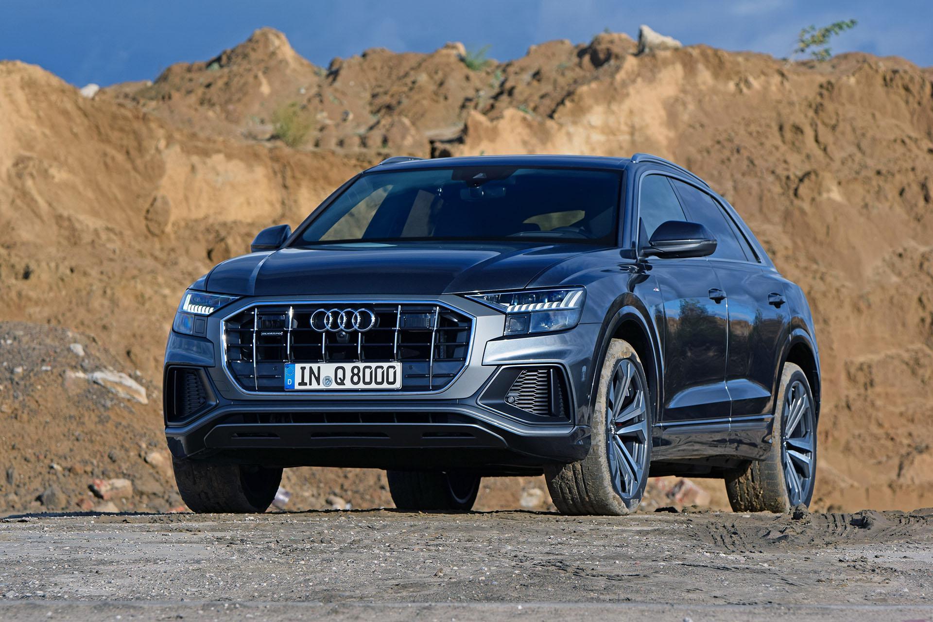 Neuvorstellung Audi Q8 2018 – Ich bin sportlich!