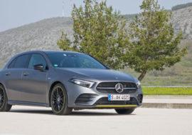 Fahrbericht Mercedes A-Klasse – Ich bin im Wandel