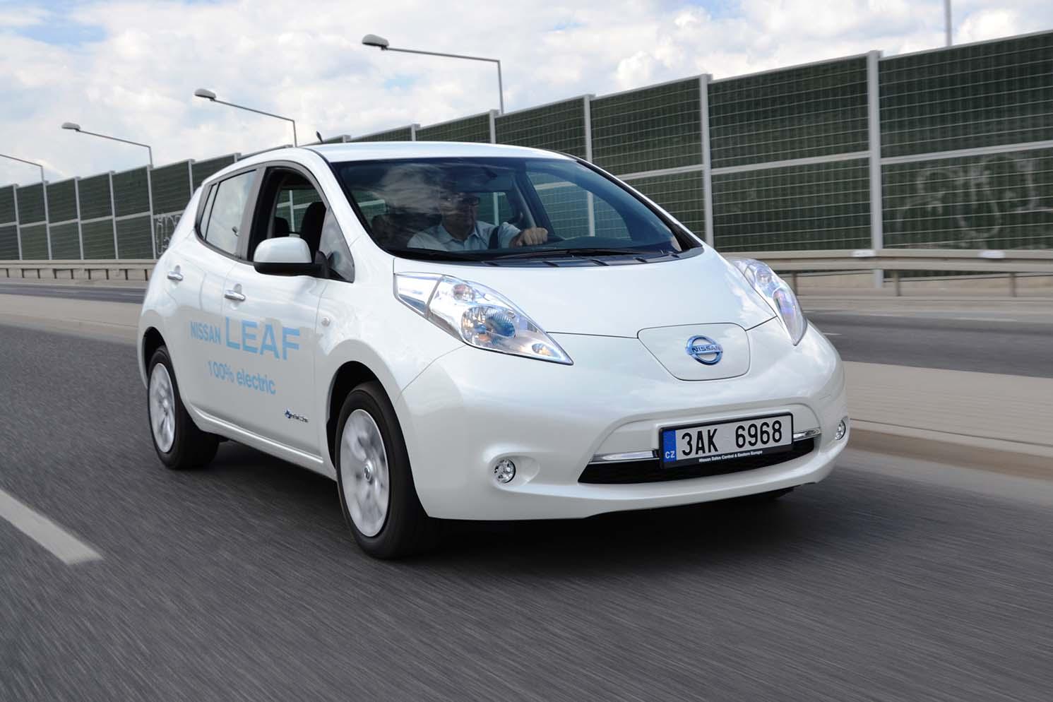 Neuheit Nissan Leaf – ich der erfolgreichste