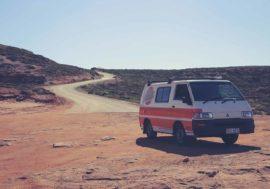 Ich bin ein Van – Veränderung Vergangenheit und Heute