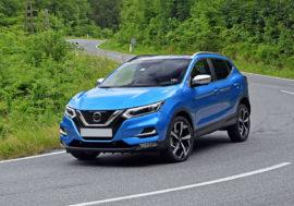 Fahrbericht – Nissan Qashqai