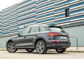 Fahrbericht Audi Q5 – ein kraftvoller SUV