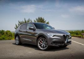 Neuvorstellung Alfa Romeo Stelvio QV-Version -2018