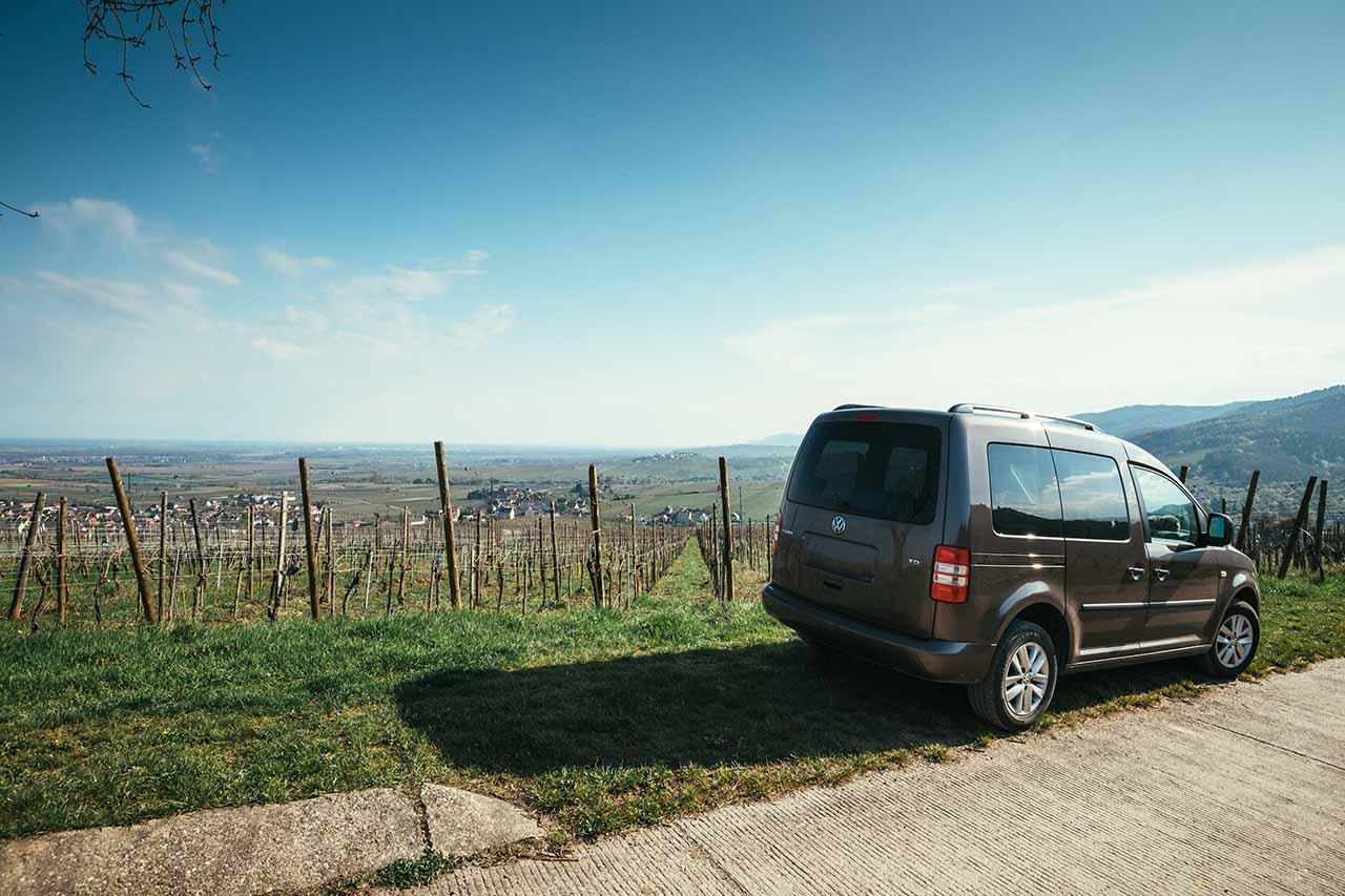 Fahrbericht VW Caddy – der Kastenwagen