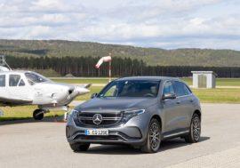 Fahrbericht Mercedes EQC: Der erste Stromer mit Stern