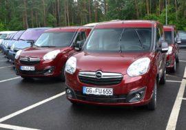 Fahrbericht Opel Combo – der Hochdachkombi