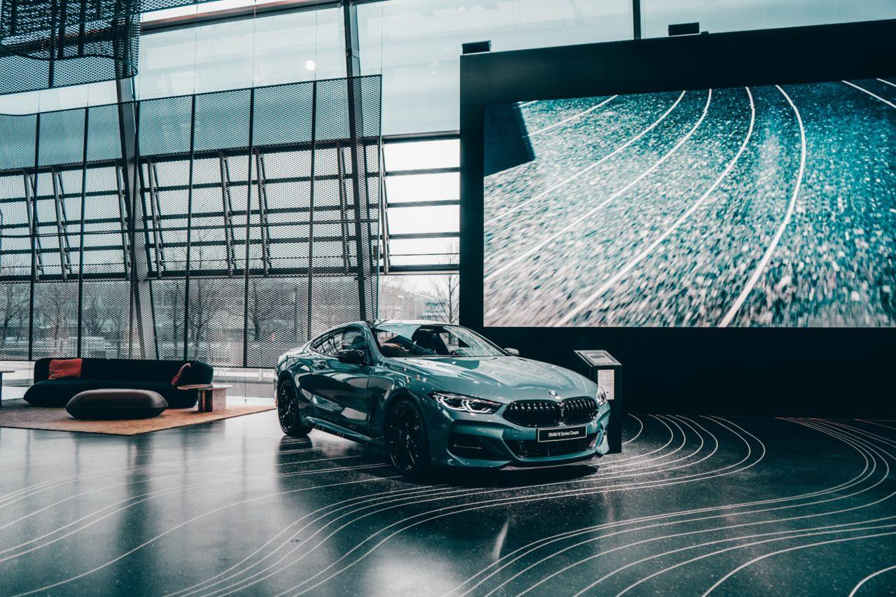 BMW 8er Fahrbericht: Eine Klasse für sich