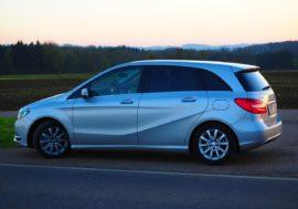 Fahrbericht Mercedes B-Klasse – ein sicherer Kompaktvan