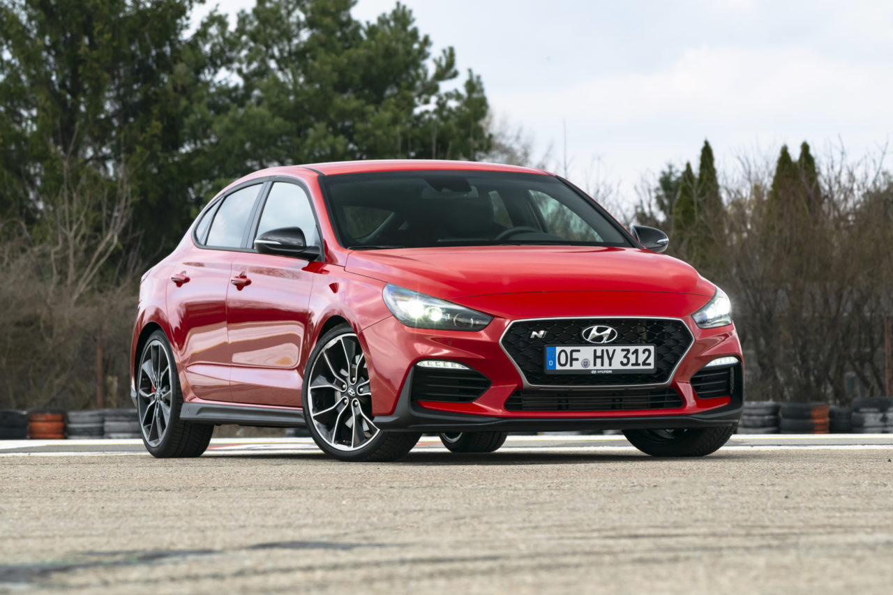 Hyundai i30 N Fastback 2019: Power-Limo aus Korea