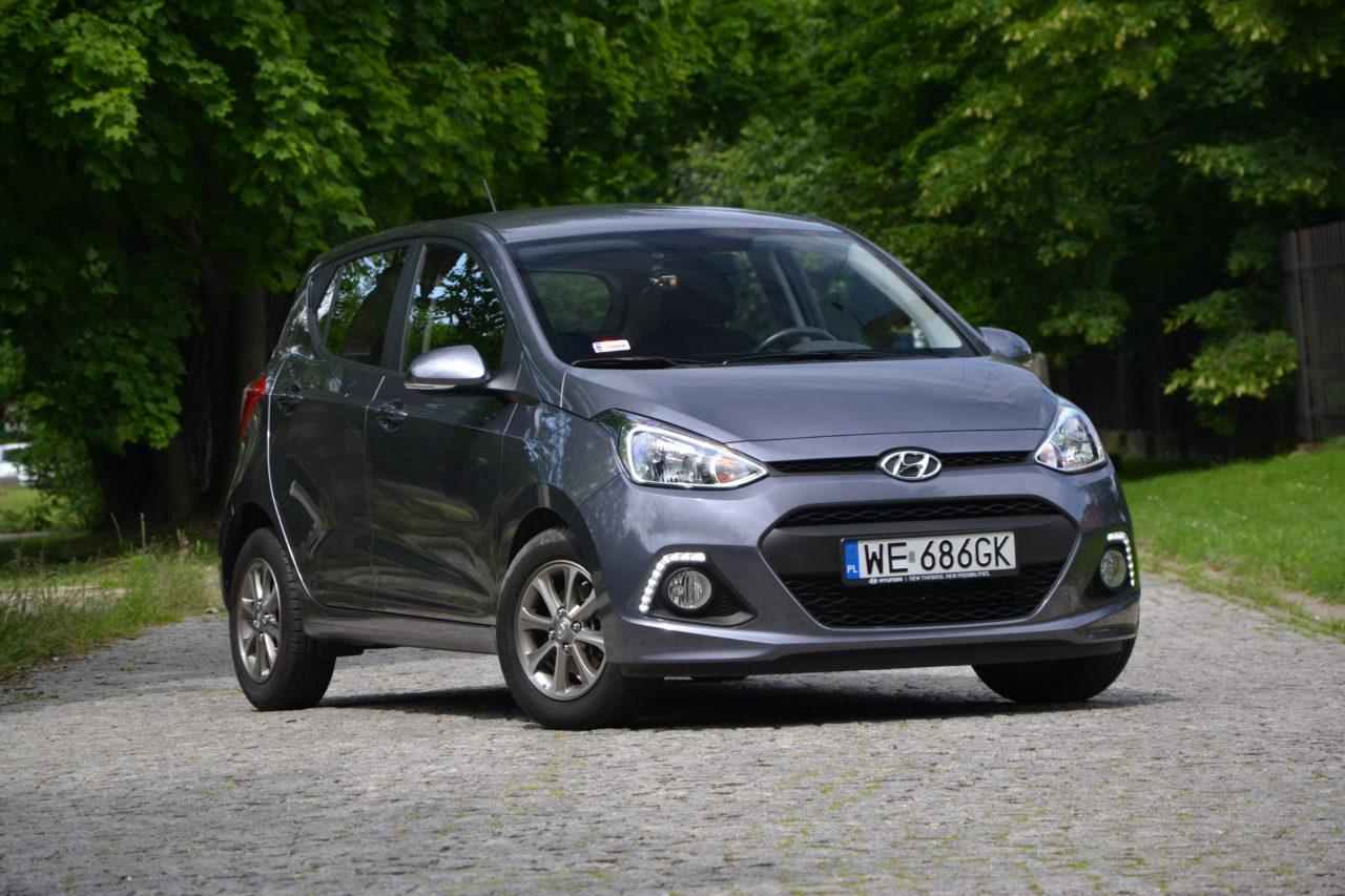 Fahrbericht Hyundai i10 – klein und erfolgreich
