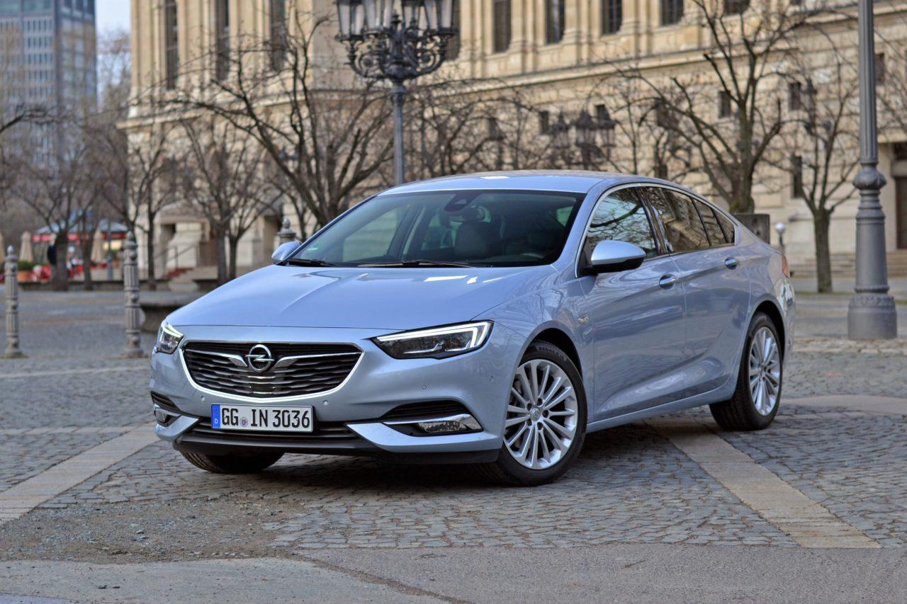 Fahrbericht Opel Insignia – Auch ich muss abspecken