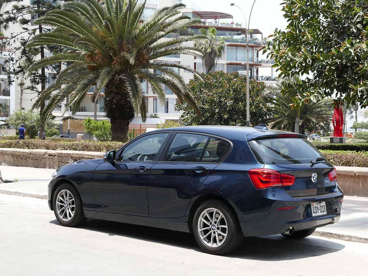 BMW 1er 120d