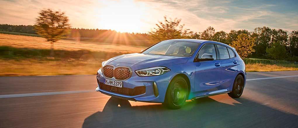 BMW 1er Gebrauchtwagen 2019