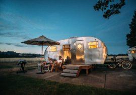 Raus mit dir auf schöne Campingplätze: Auto und Camping